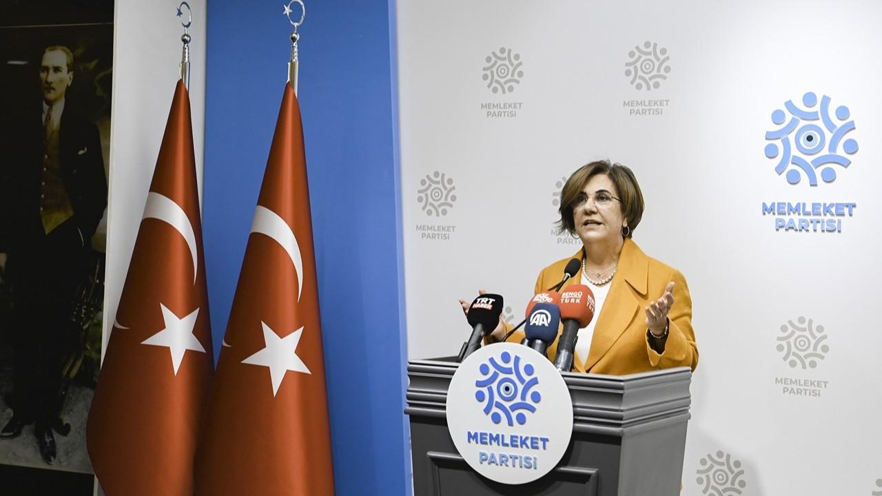Memleket Partisi'nin 1. Olağan Kurultayı 18 Eylül'de
