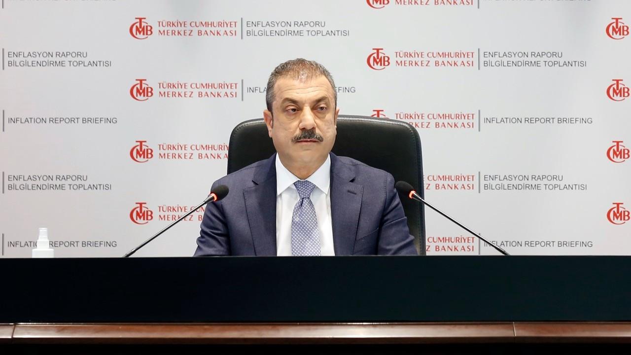 Merkez Bankası Başkanı Kavcıoğlu 'çekirdek enflasyon'a işaret etti