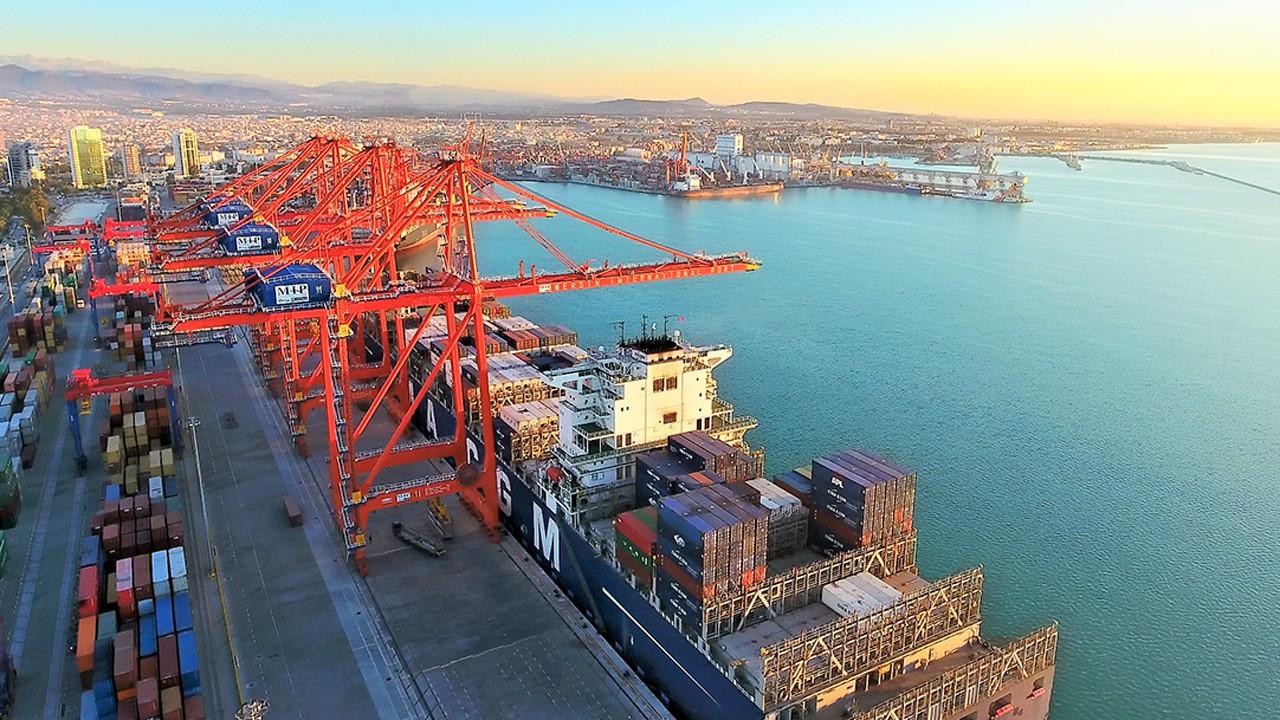 Mersin Uluslararası Limanı'ndan 230 milyon TL'lik 'Kapılar Projesi'