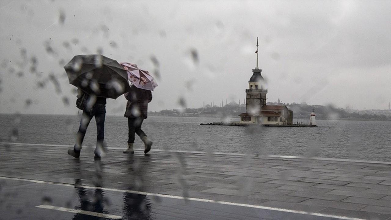 Meteorolojiden 'çok kuvvetli' yağış uyarısı
