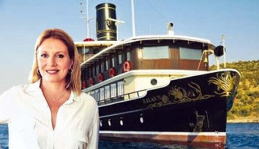 Mustafa Koç'un yatı dünya jet-set'ini ağırlayacak