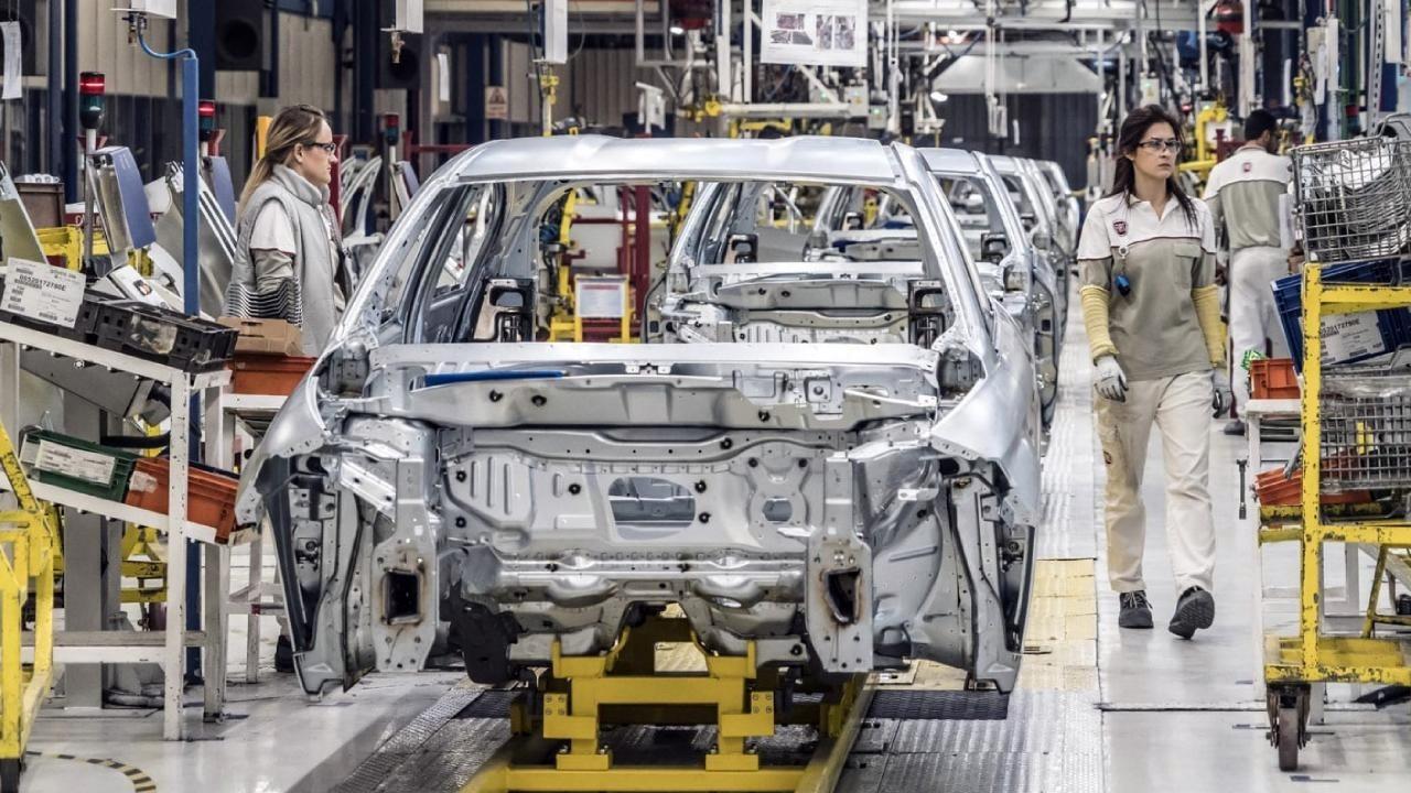 Otomotiv üretimi, ilk sekiz ayda yüzde 14 arttı