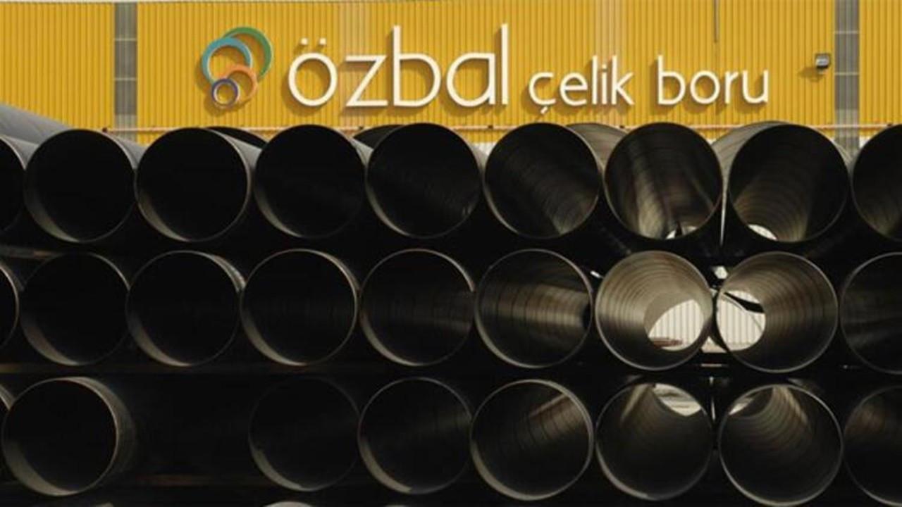 Özbal Çelik Boru, Erciyas ile birleşmek için SPK'ya başvurdu