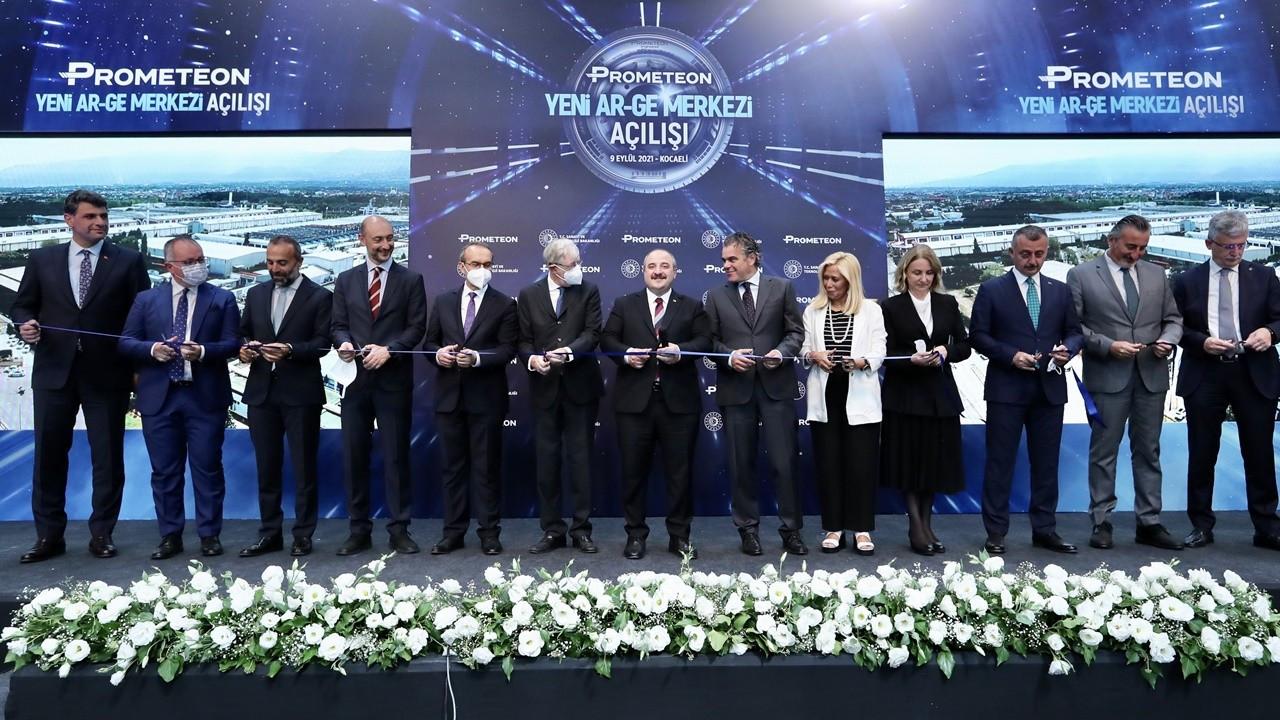 Prometeon'dan 15 milyon dolarlık Ar-Ge merkezi yatırımı