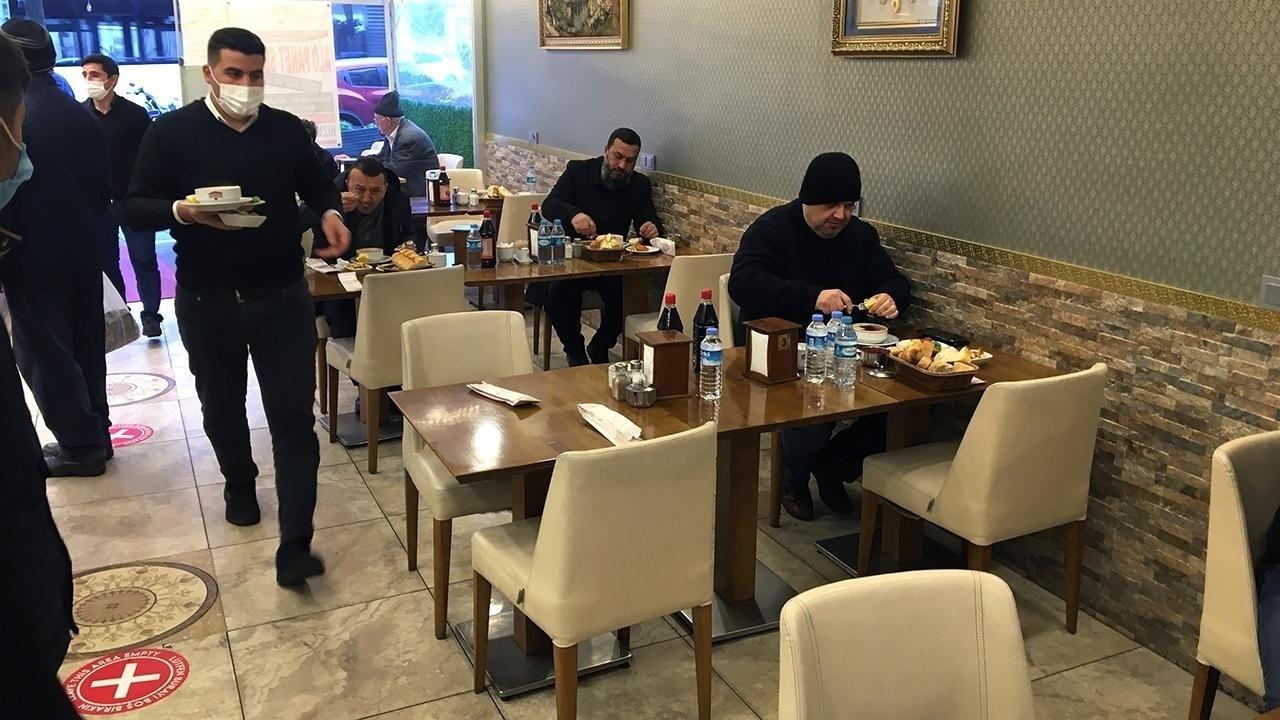 Restoran işletmecilerinden 'test zorunluluğu genişletilsin' önerisi