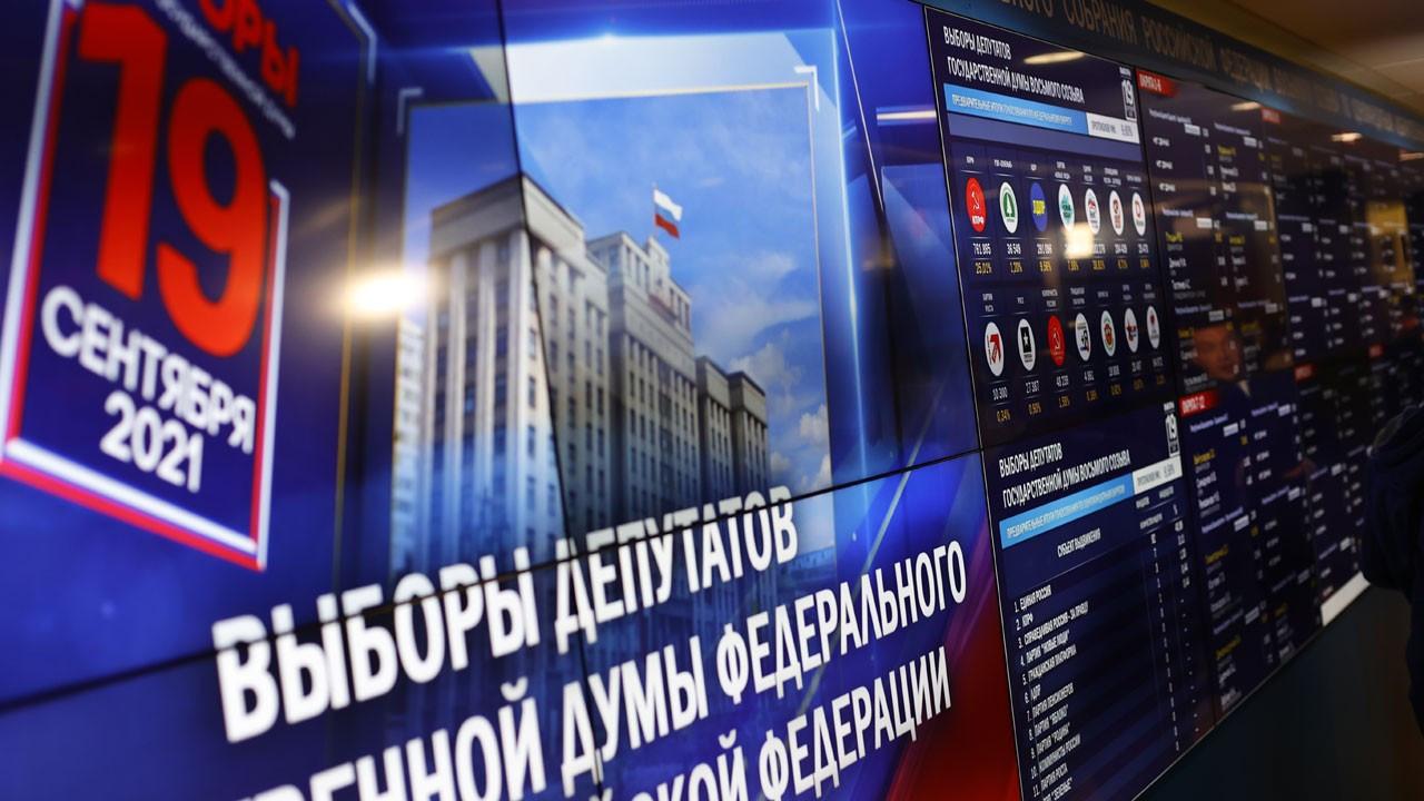 Rusya seçimlerine Putin damgasını vurdu