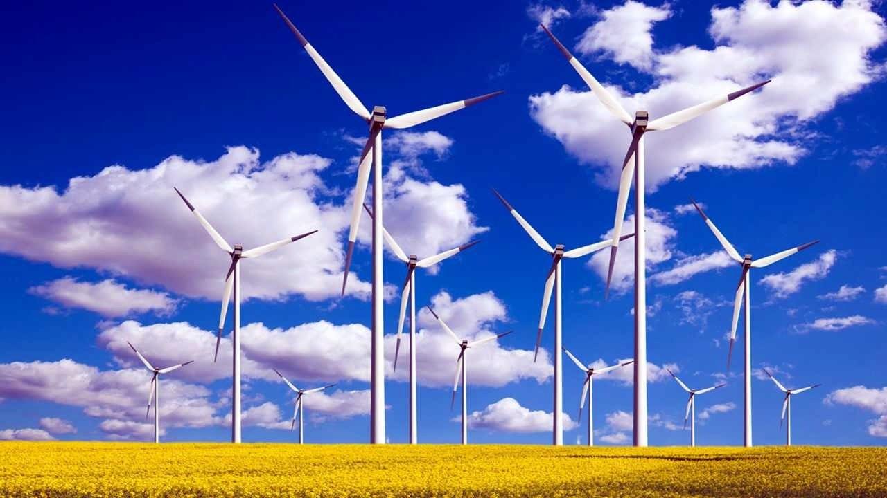 Rüzgar enerjisi kurulu gücü 10 bin megavatı aştı