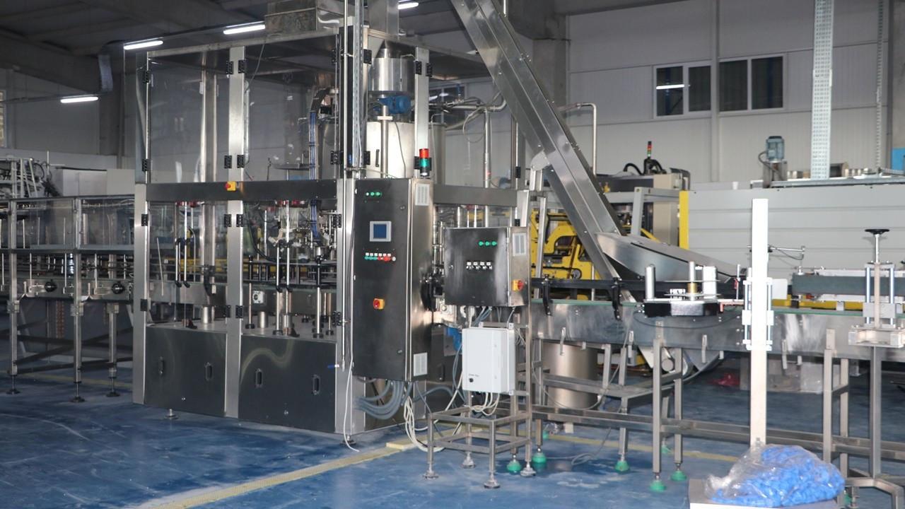 Samsun'a 50 milyon liralık içme suyu şişeleme tesisi yatırımı