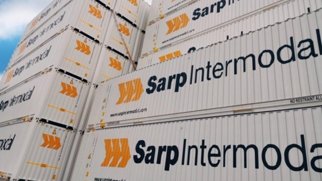 Sarp Intermodal'den 41 milyon liralık konteyner yatırımı