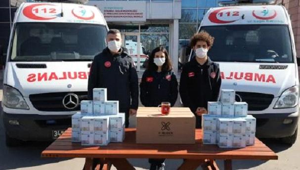 Şişecam Sağlık Çalışanları için Antimikrobiyal Kaplamalı Cam Kupa Üretti
