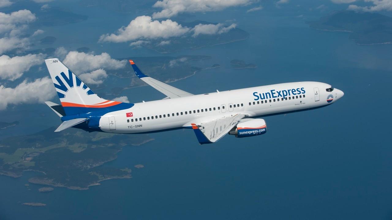 SunExpress'in Kayseri-Lyon uçuşları başlıyor