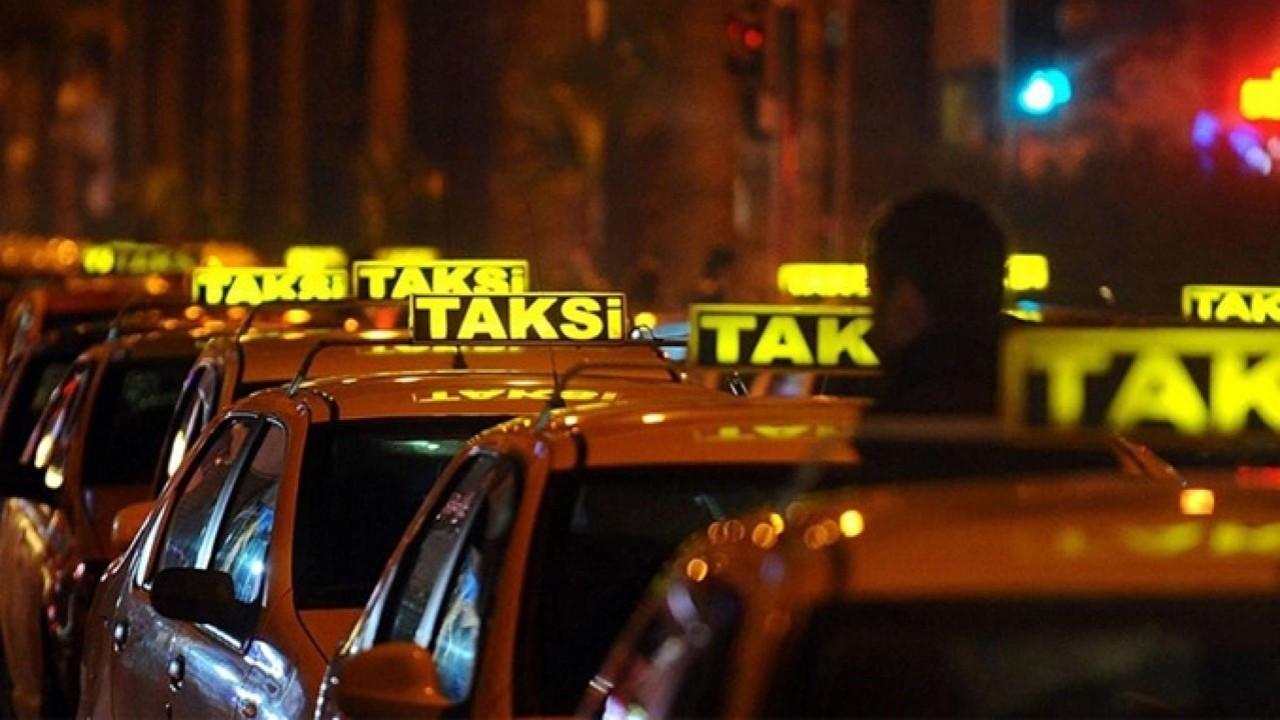 Taksi tarife değişikliğinde uzun kuyruklara çözüm