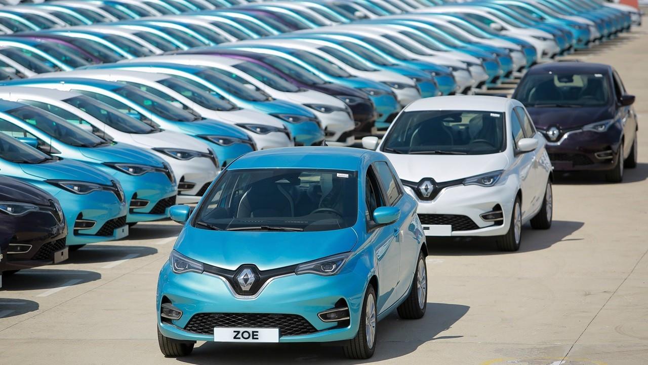 TikTak, filosunu 400 adet elektrikli Renault Zoe ile büyütecek