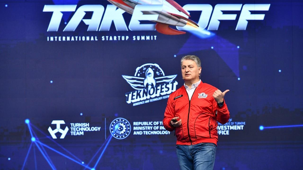 TOGG CEO'su Karakaş: Oyunun kuralını değiştiren start-up'lar radarımızda