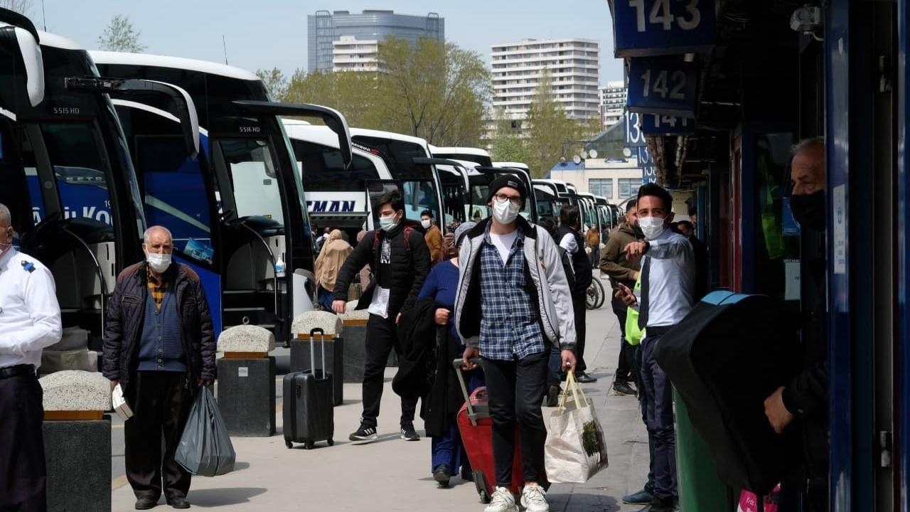Toplu taşımada 'test zorunluluğu' pazartesi başlıyor