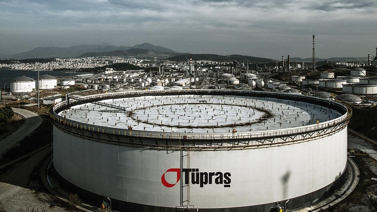 Tüpraş'tan ikinci çeyrekte 1,7 milyar lira net kâr