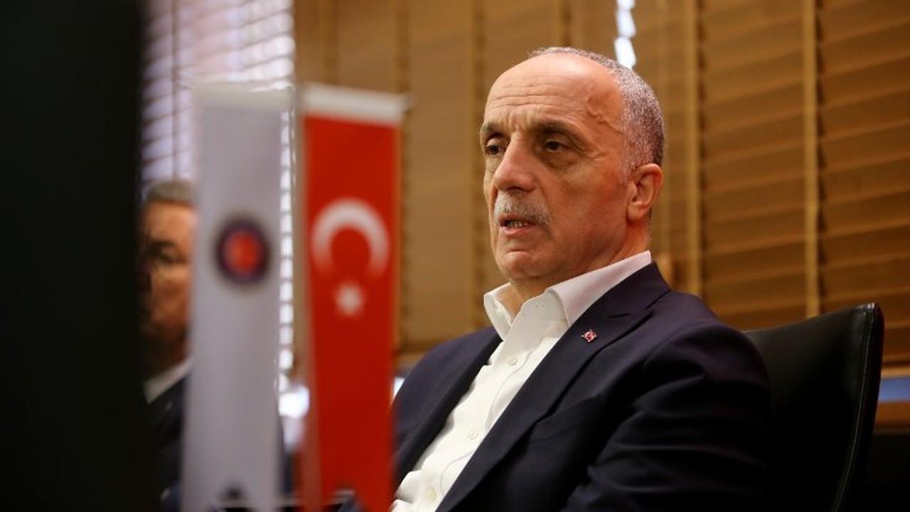 TÜRK-İŞ Başkanı Ergün Atalay: Örgütsüz işyerlerinde ağır bedel ödendi