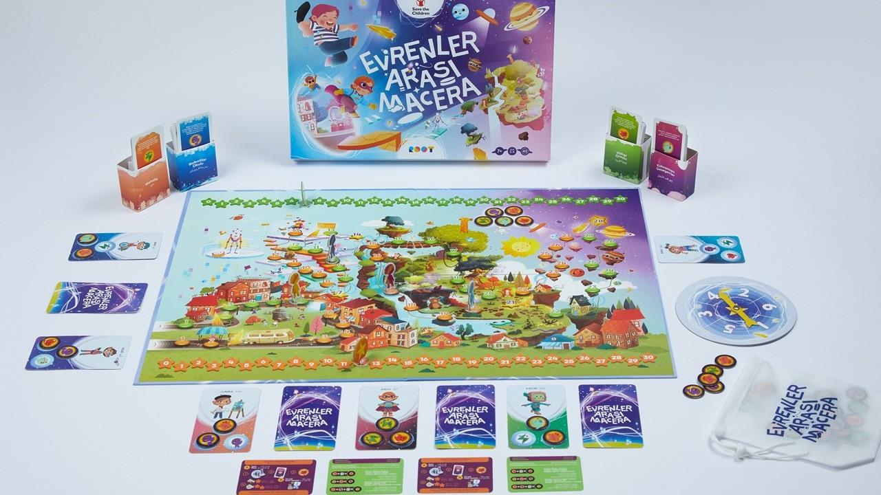 Türk oyun şirketi Root, Save the Children için oyun geliştirdi