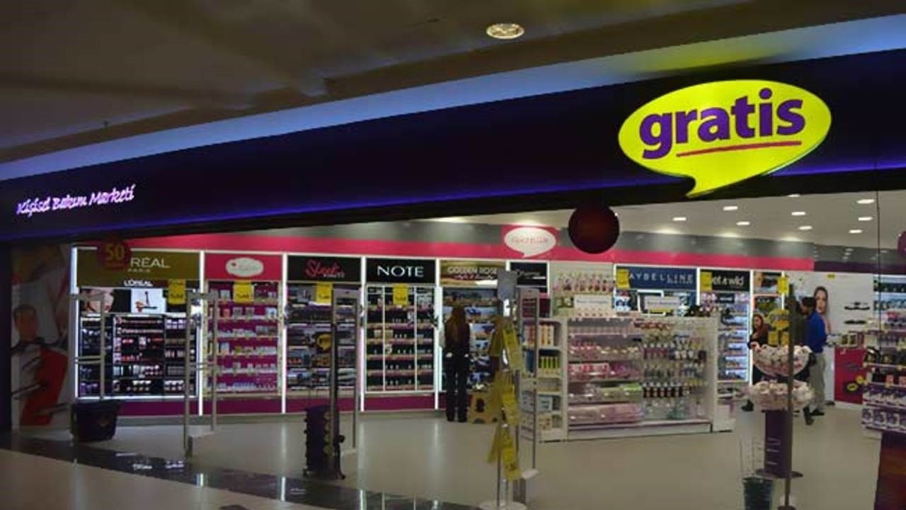 Türkiye'nin 'en cool markası' Gratis