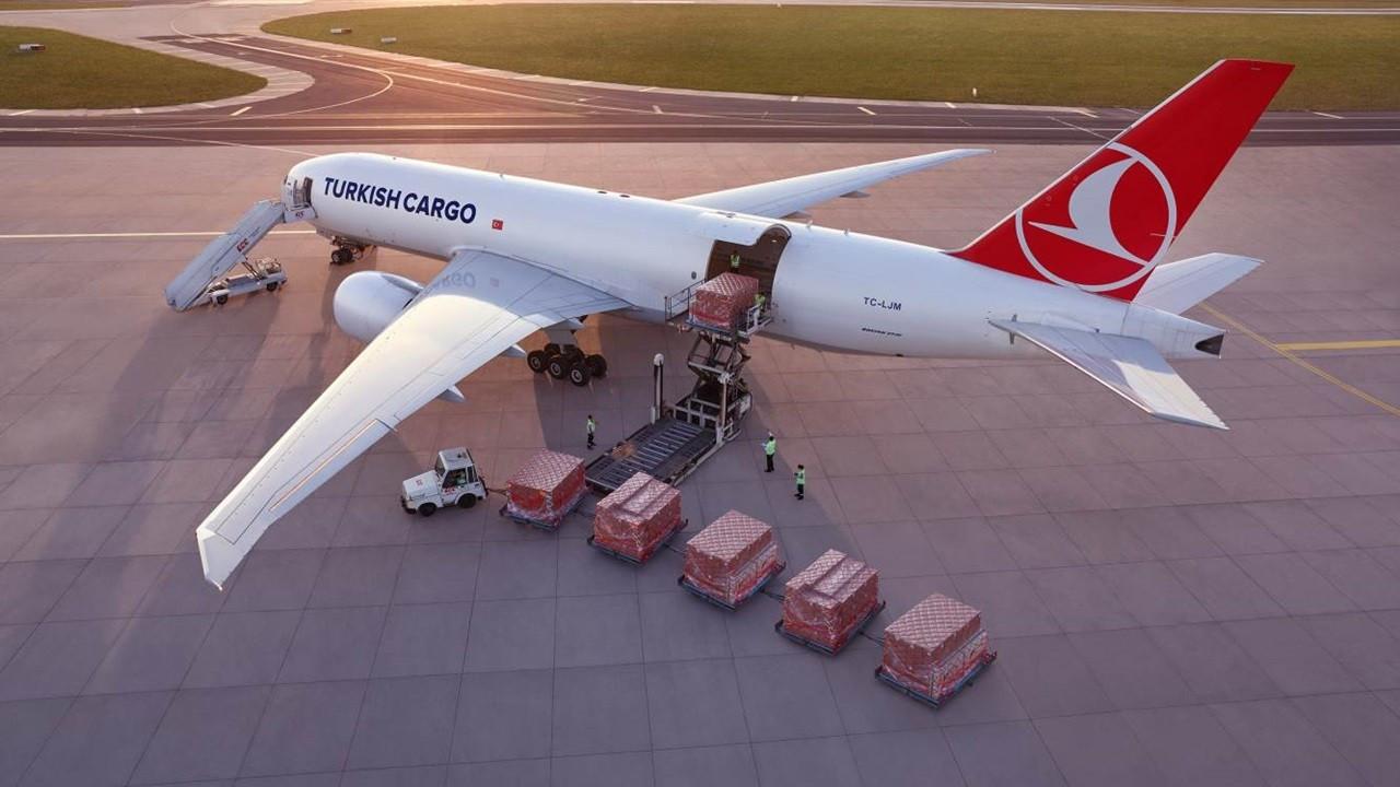 Turkish Cargo, 100 milyon doz COVID-19 aşısı taşıdı