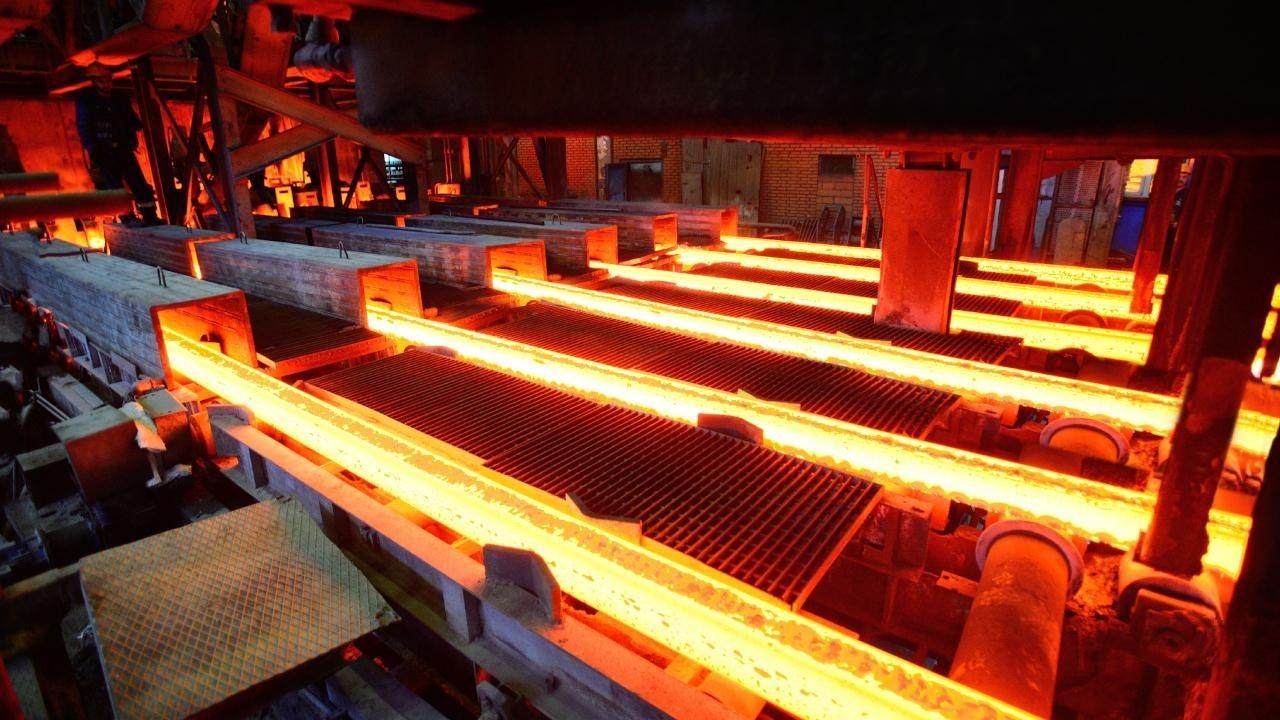 Türkiye, 7 ayda 22,3 milyon ton ham çelik üretti