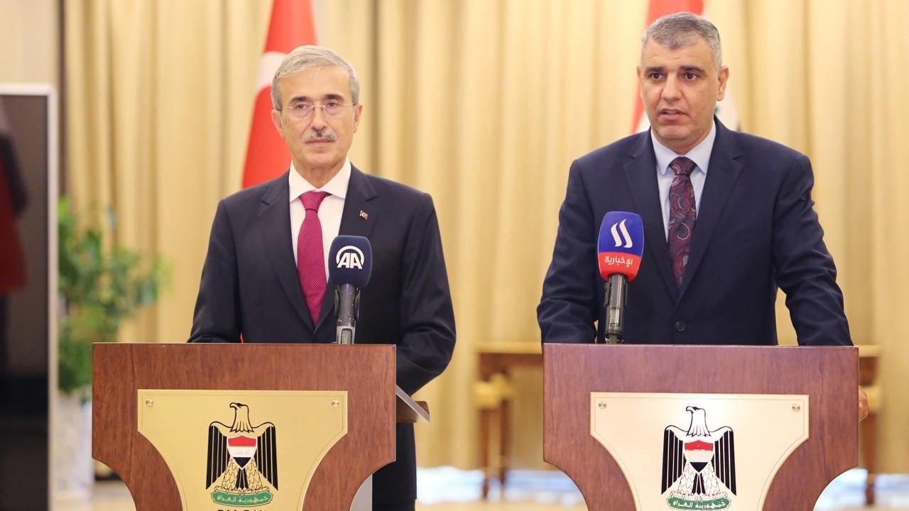 Türkiye ve Irak sarasında savunma sanayi alanında işbirliği