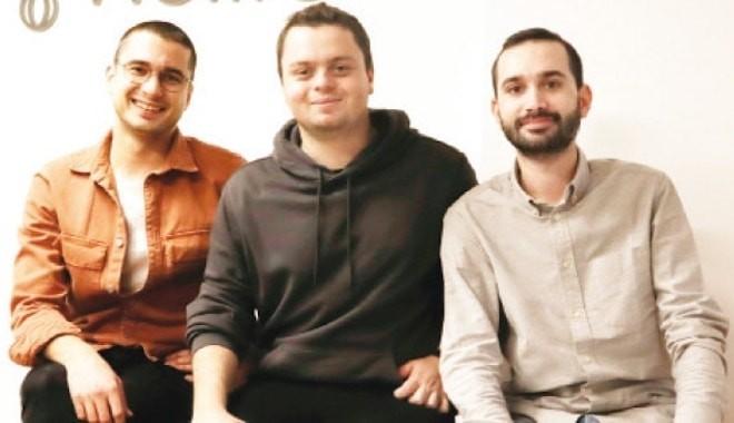 Üç gencin kurduğu 1 yıllık oyun şirketi 1.2 Milyara satıldı