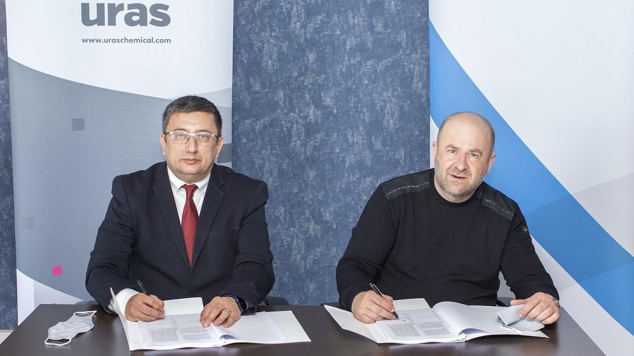 Uras Holding 15 milyon Euro yatırımla toz polimer üretecek