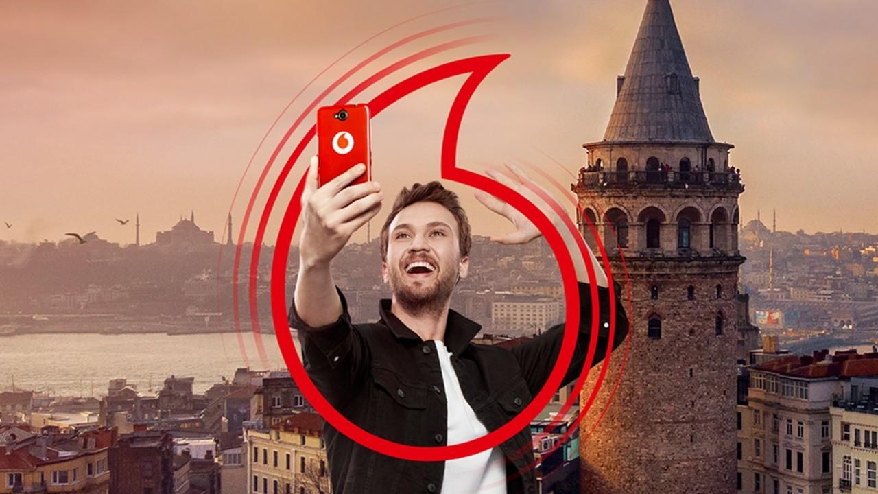 Vodafone, İstanbul'da 4,5G kapasite değerlerini artırdı
