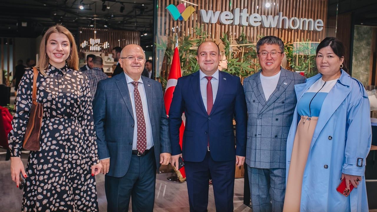 Weltew Home'dan Rusya'da iki günde iki mağaza açılışı