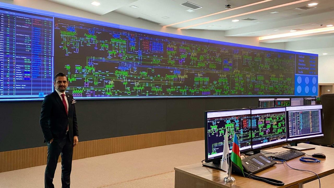 YEO'dan Azerbaycan'a dijital enerji yönetimi